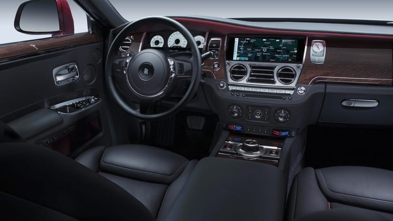 2015 Rolls-Royce Ghost Series II Is A Business Tool's Business Tool