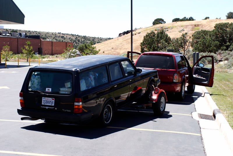 I'm Going to Drive my Old Volvo to California