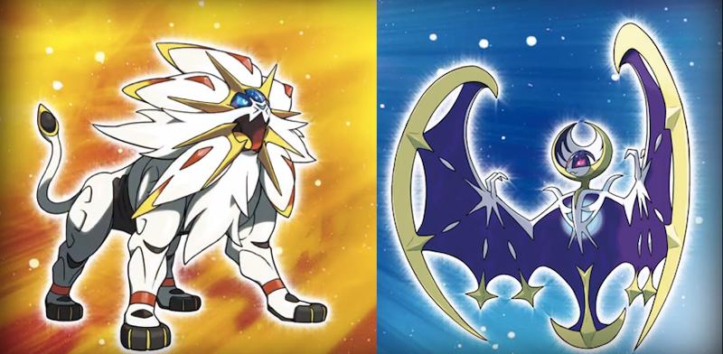 Meet The New Legendaries In Pokémon Sun And Moon