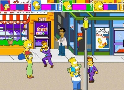 What Did The Simpsons Ever Do For Video Games?