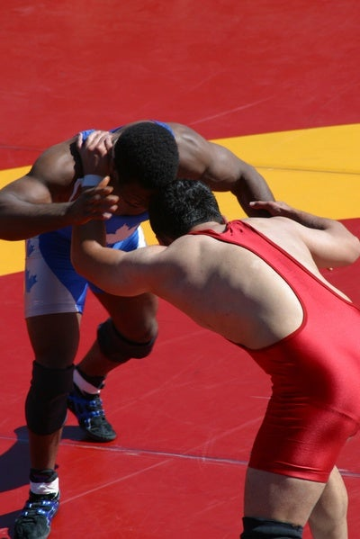 York College Being Sued for Giving Wrestlers Herpes