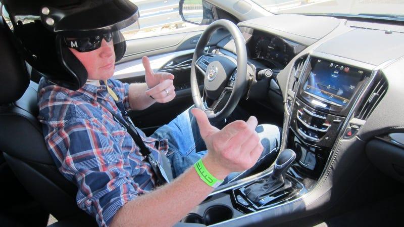 Cadillac ATS: The Jalopnik Review