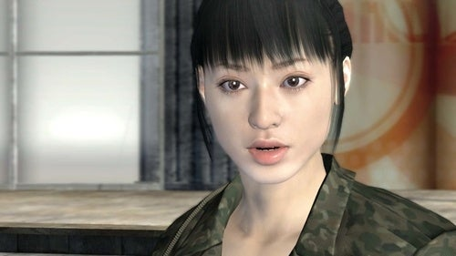 Kill Bill Actress In New Yakuza Game