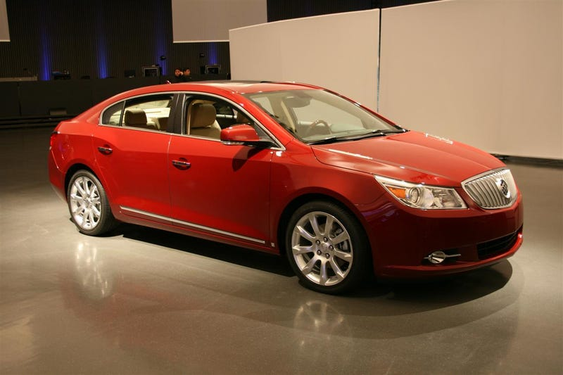 2010 Buick LaCrosse: Crushing Brand Perceptions