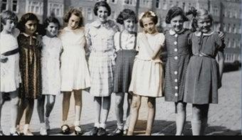 Anne Frank's Classmates Tell Their Stories