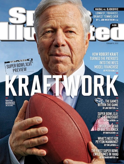 This Is A Kraftwerk Pun On The Cover Of Sports Illustrated