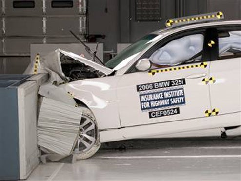 BMW Recalling 200,000 Vehicles Due To Airbag Non-Deployment Issues