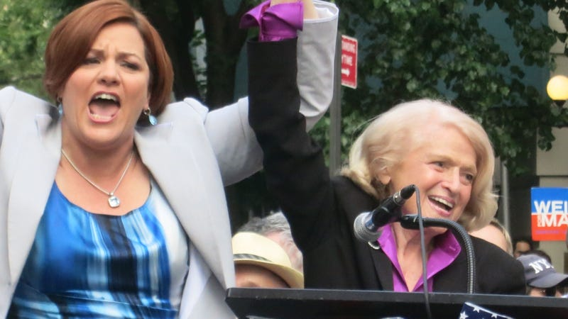 Edith Windsor Throws A Great Party