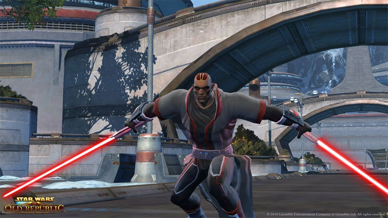 The Old Republic's Advanced Class System Revealed
