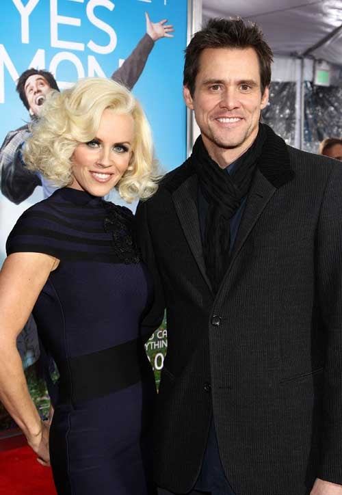 Jim Carrey & Jenny McCarthy Split; Michael Lohan Engaged To Jon Gosselin's Ex