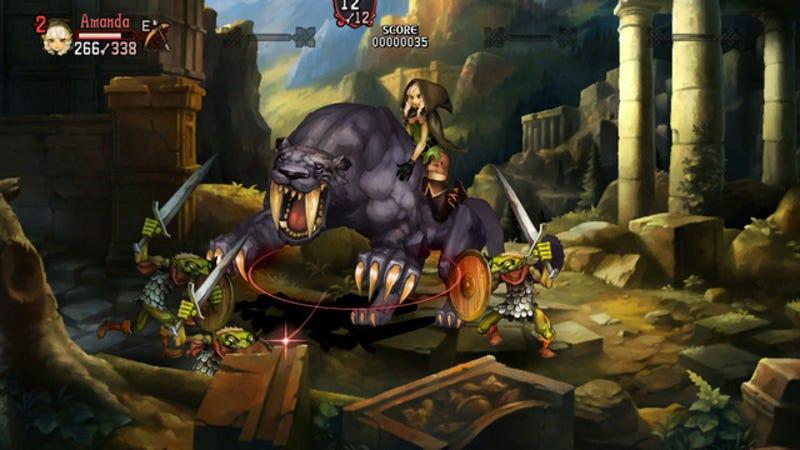 Dragon's Crown: The Kotaku Review