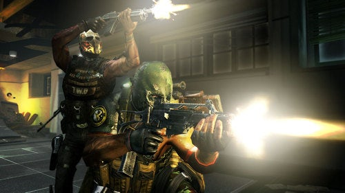 Army of Two: The 40th Day Weapons Customization Hands-On