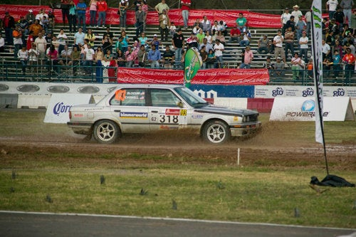 WRC Rally Mexico: The Craigslist Rally Car
