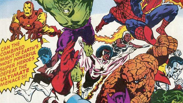 The ridiculous way one of the 1980s' biggest comic events was named