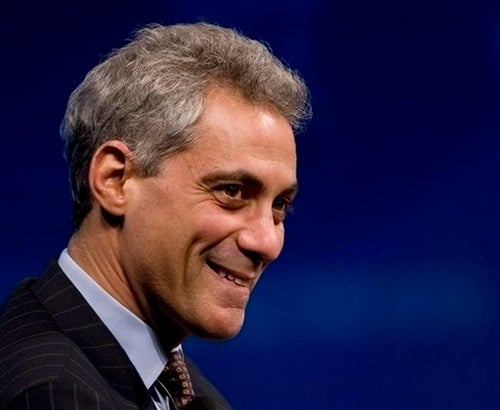 The Two Sides of Rahm Emanuel: Sociopathic Political Hitman and Puppy Lover