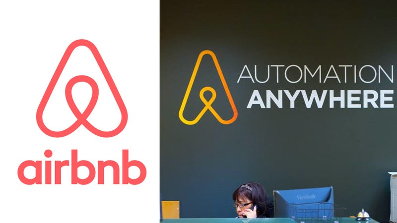 Airbnb's New Vagina Is a Ripoff of Another Company's Logo