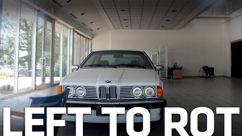 The man behind the ghost BMW dealership