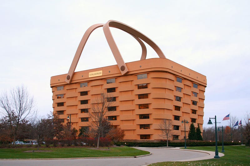 7 Buildings That Look Exactly Like What Happens Inside