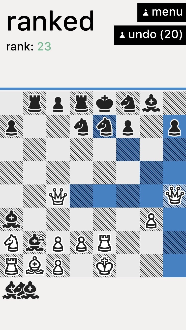 Free Game Recommendation: Really Bad Chess (iOS)