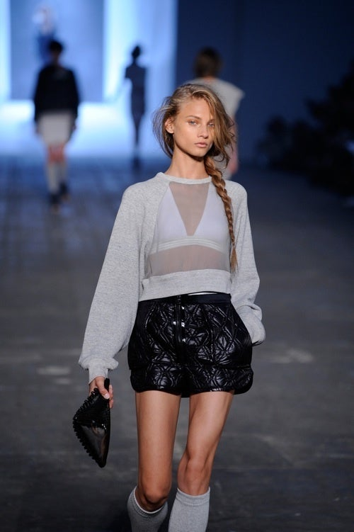 Alexander Wang Salutes The Sporty Spices Of The World