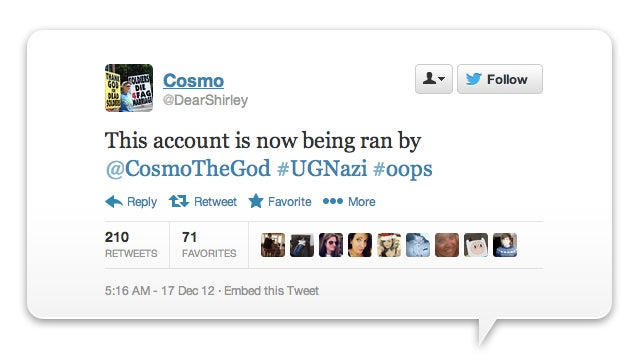 Hackers Take Over Westboro Baptist Church Twitter (Updated)