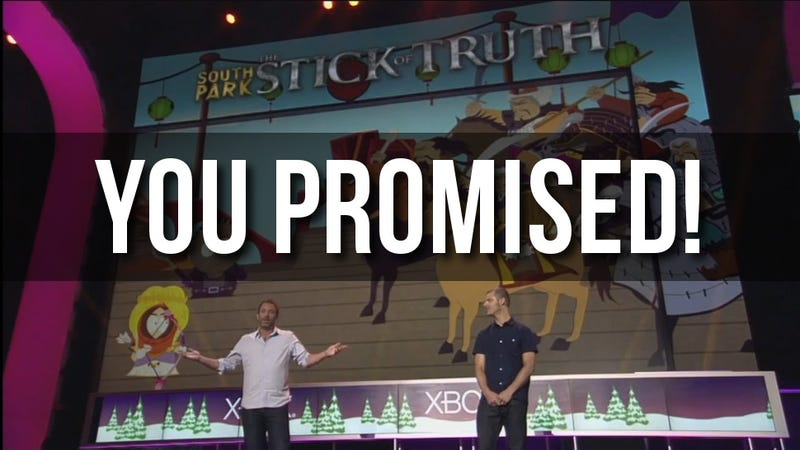 One Year Later, Did Microsoft Keep Their E3 2012 Promises?