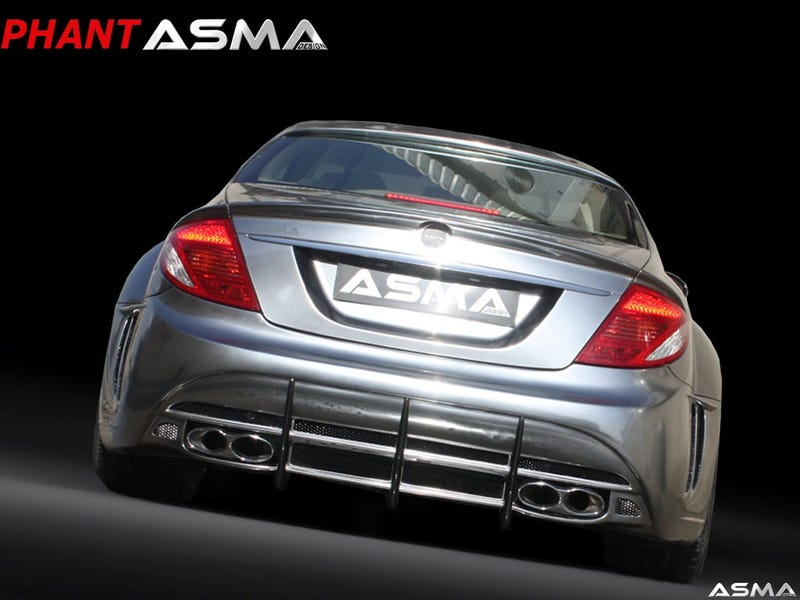 ASMA Design PhantASMA CL65 Wide Body Is The Last Cylon