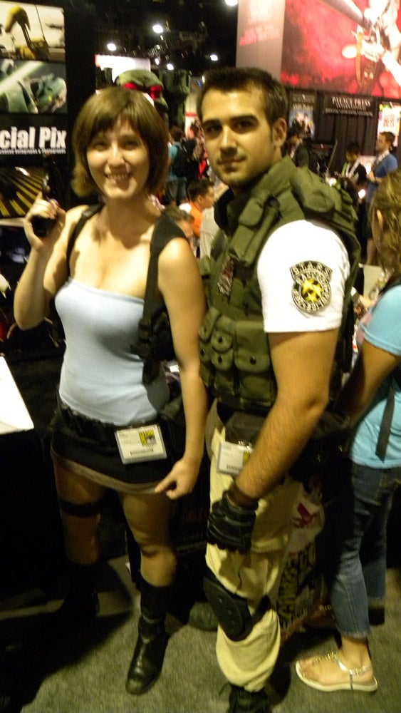 Comic-Con Friday Cosplay Round Up