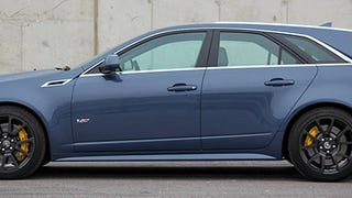 GM Gives The CTS-V A Fitting Sendoff