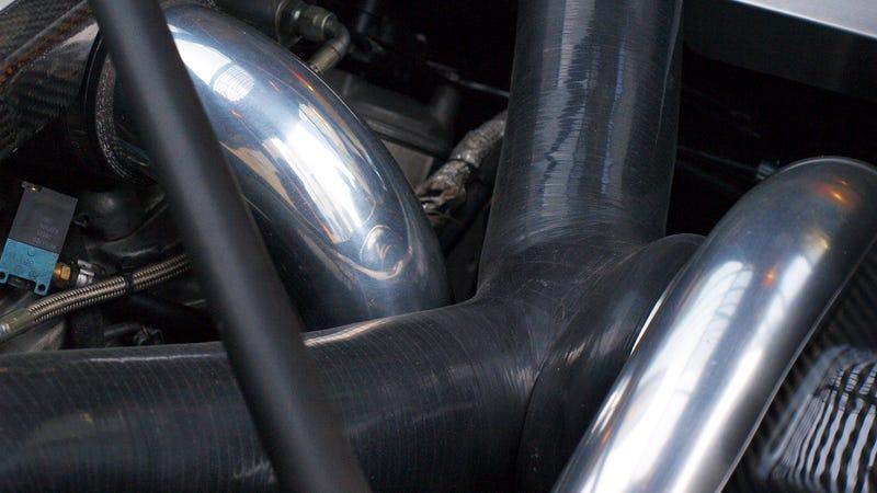 The Zenvo ST1 is a $1.8 million piece of art