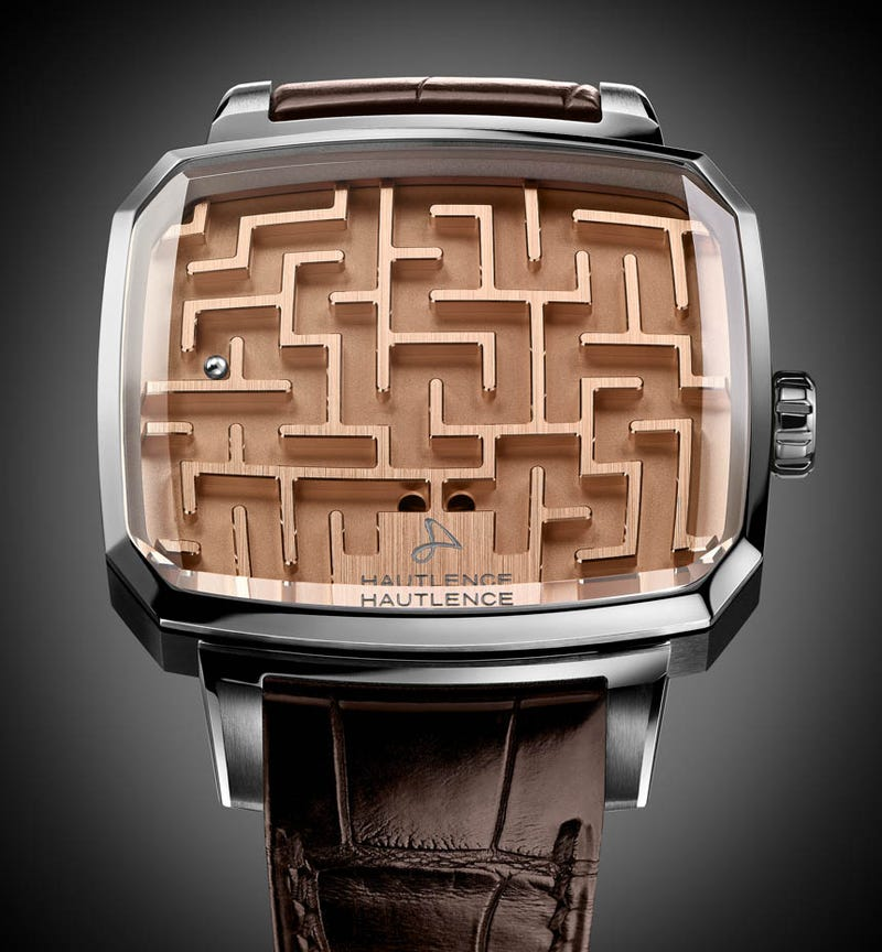 $12,000 Labyrinth Maze Watch Doesn't Even Tell the Time
