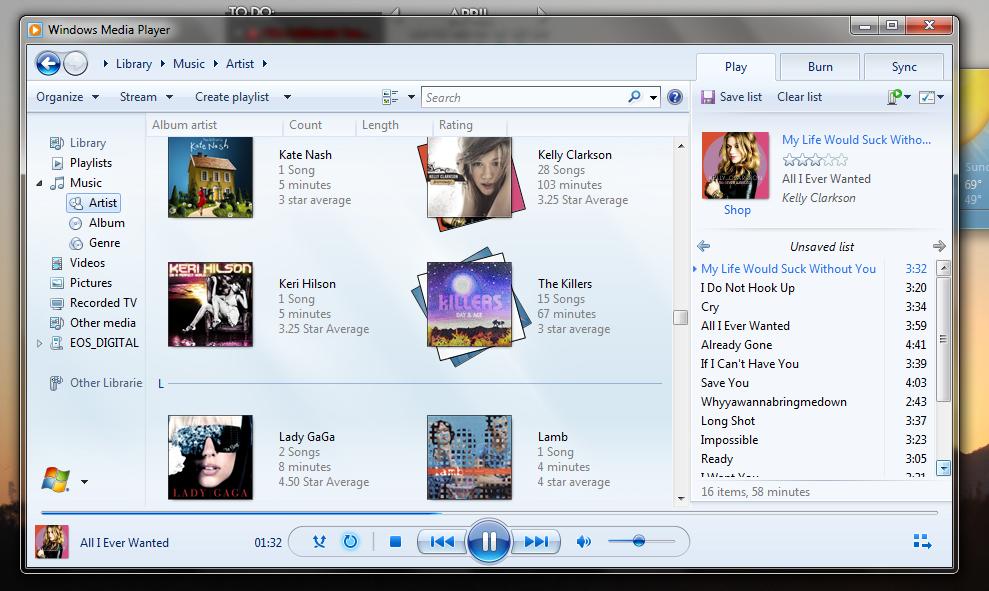 Windows Media Player 12 for Windows Download com