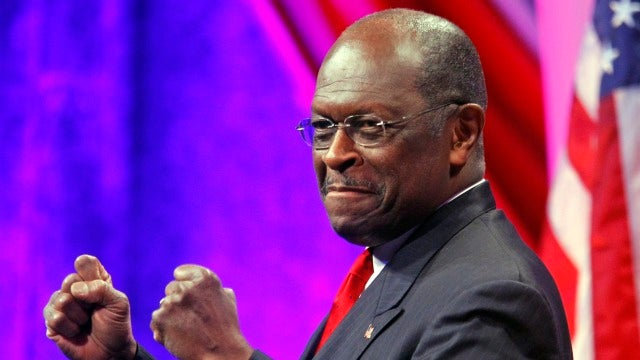 Now There Are Five Herman Cain Accusers