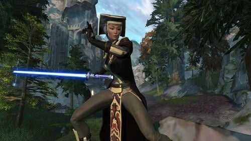 Star Wars: The Old Republic Preview: The Space Inquisition