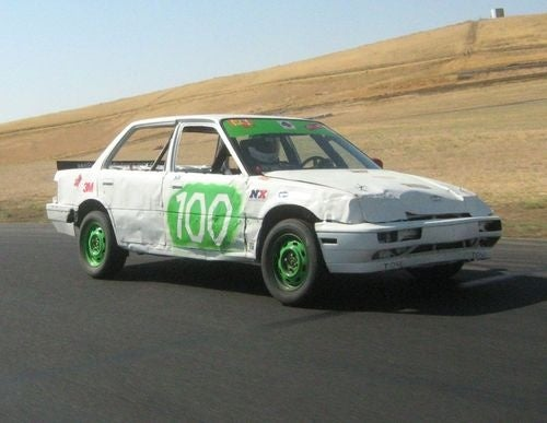 The Top 110 Lemons of the Arse Sweat-A-Palooza 24 Hours of LeMons