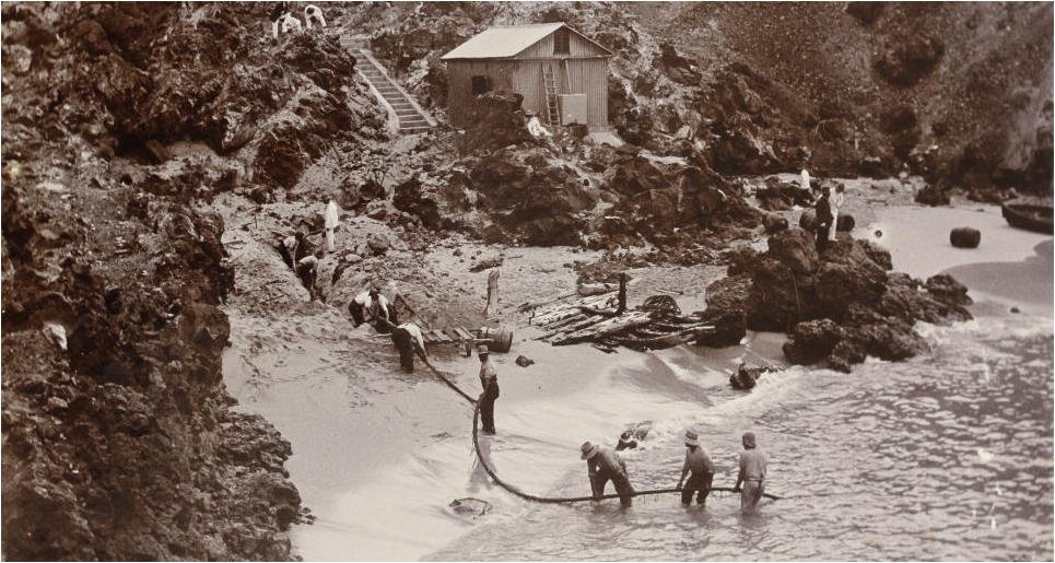 Cómo se instaló el primer cable telefónico submarino transatlántico