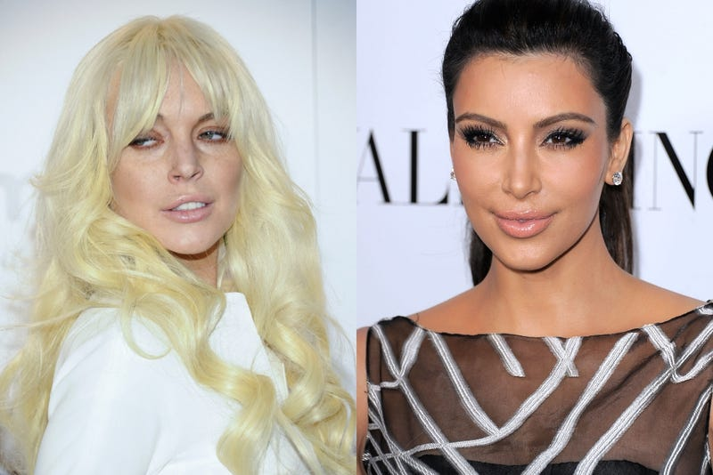 Kim Kardashian, Lindsay Lohan Will Be Fox News's Date to the White House Correspondents' Dinner