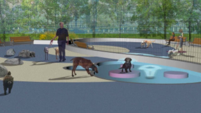 Luxury Water Park for Dogs to Disgust Everyone in New York