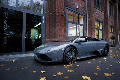 Fastest Lamborghini Ever, Edo Competition Sets Record in Murcielago
