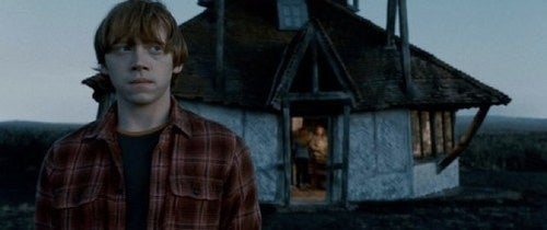 New Deathly Hallows clips increase the action, drama, and the number of Potters