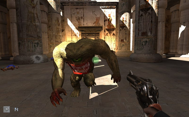 Want Serious Sam HD On Your PS3? You Better Speak Up