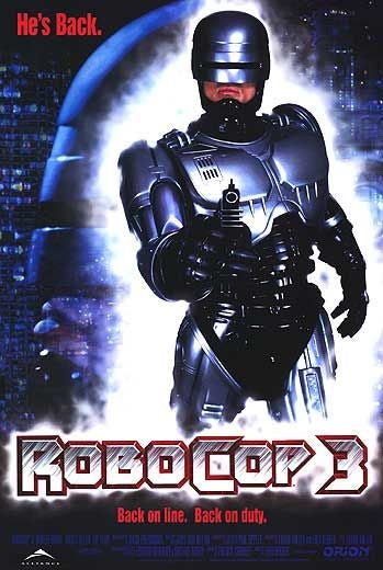 Robocop Is Back
