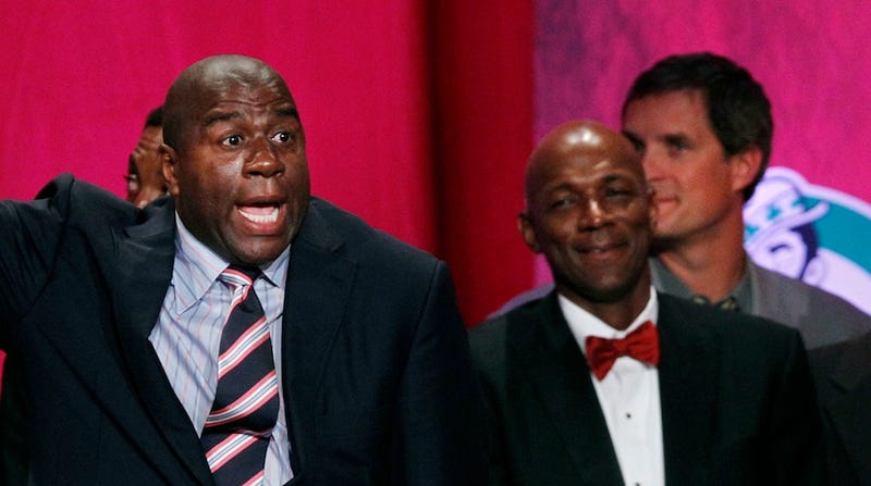 Clyde Drexler: Everybody On The Dream Team Felt Sorry For Magic, Everyone In The NBA Was Waiting For Him To Die