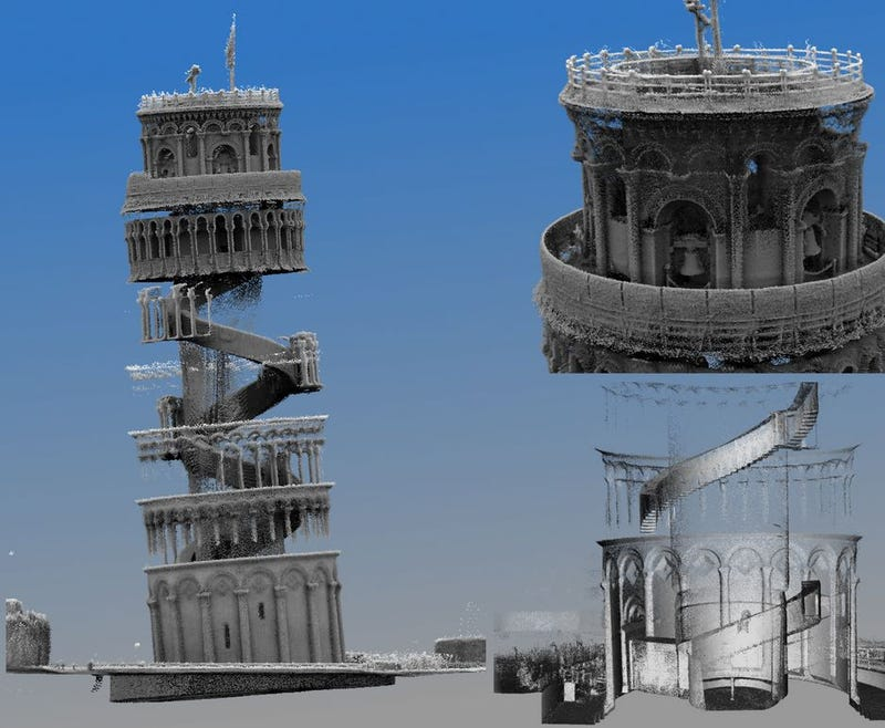 The First 3D Scan of the Tower of Pisa Will Help Preserve It Forever
