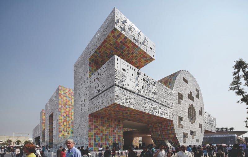 12 Monumental Structures Made From Type