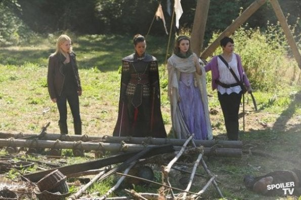 Once Upon a Time - 2x05 Promo Photos