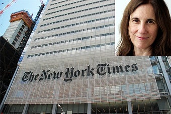 New York Times Names New Op-Ed Editor