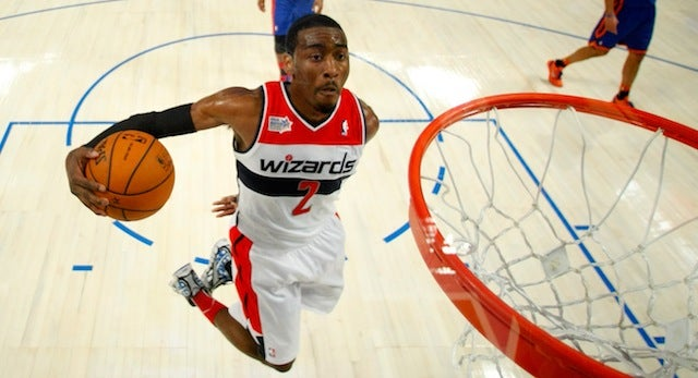 Michael Jordan's Former Agent Thinks John Wall Is Just The Worst [UPDATE]