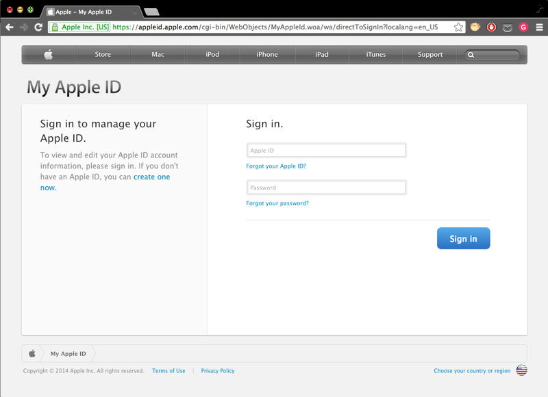 Look Out For This Dangerously Convincing Apple ID Phishing Scam
