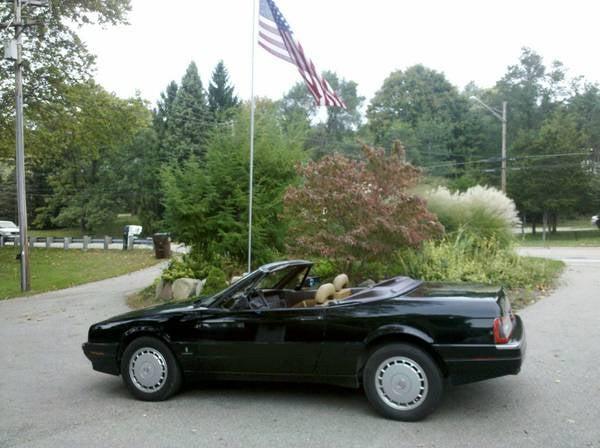 NPOCP Cadillac Allante - $3500